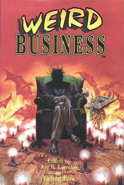 Weird Business Comic Books. Weird Business Comics.