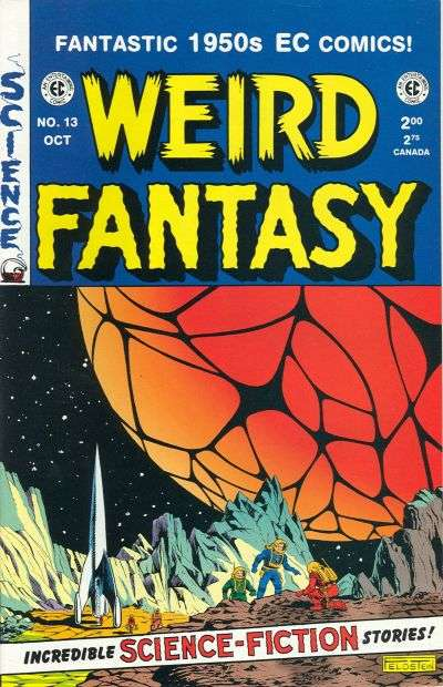 Weird Fantasy #13 comic books for sale