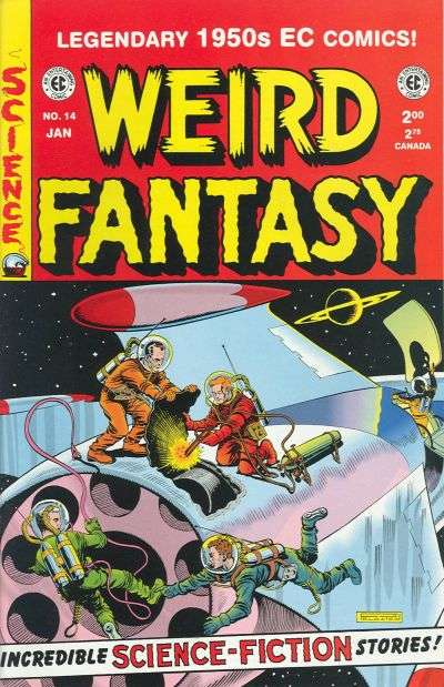 Weird Fantasy #14 comic books for sale