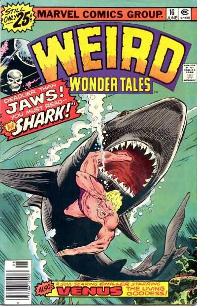 Weird Wonder Tales #16 Comic Books - Covers, Scans, Photos  in Weird Wonder Tales Comic Books - Covers, Scans, Gallery