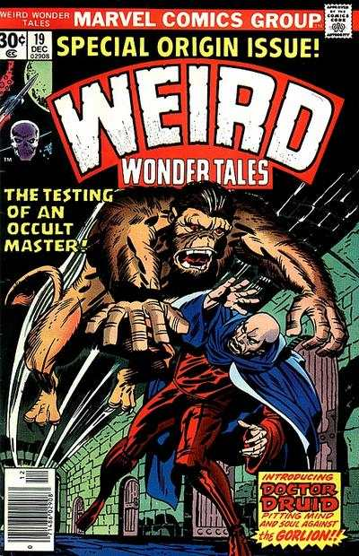 Weird Wonder Tales #19 Comic Books - Covers, Scans, Photos  in Weird Wonder Tales Comic Books - Covers, Scans, Gallery