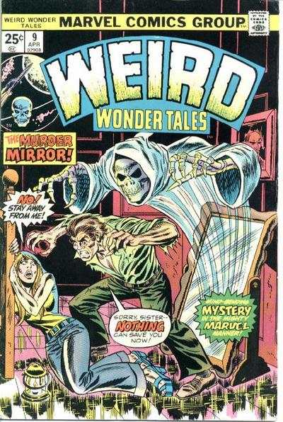 Weird Wonder Tales #9 Comic Books - Covers, Scans, Photos  in Weird Wonder Tales Comic Books - Covers, Scans, Gallery