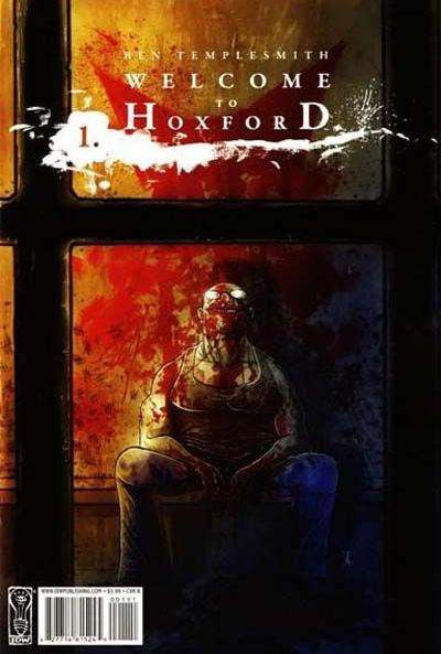 Welcome to Hoxford #1 comic books - cover scans photos Welcome to Hoxford #1 comic books - covers, picture gallery