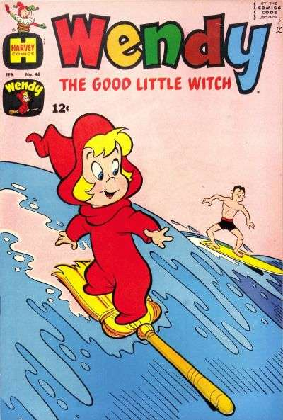 Wendy the Good Little Witch #46 comic books for sale