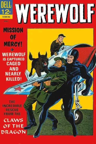 Werewolf #3 Comic Books - Covers, Scans, Photos  in Werewolf Comic Books - Covers, Scans, Gallery