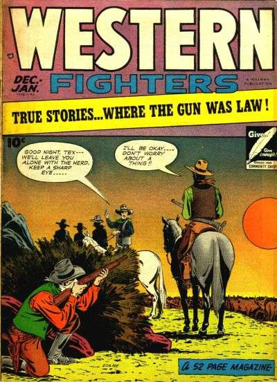Western Fighters: Volume 1 #5 comic books for sale