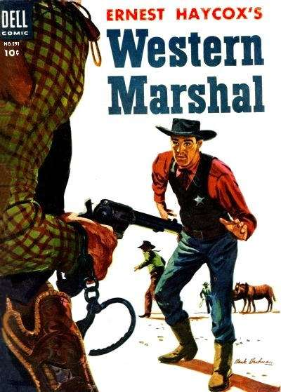 Western Marshal #2 Comic Books - Covers, Scans, Photos  in Western Marshal Comic Books - Covers, Scans, Gallery