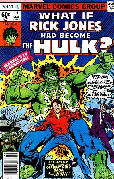 What If? #12 comic books - cover scans photos What If? #12 comic books - covers, picture gallery