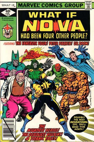 What If? #15 comic books - cover scans photos What If? #15 comic books - covers, picture gallery