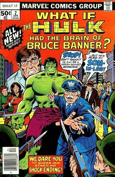 What If? #2 Comic Books - Covers, Scans, Photos  in What If? Comic Books - Covers, Scans, Gallery