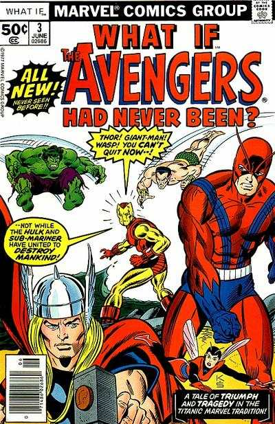 What If? #3 Comic Books - Covers, Scans, Photos  in What If? Comic Books - Covers, Scans, Gallery