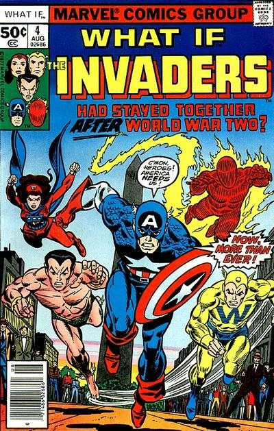 What If? #4 Comic Books - Covers, Scans, Photos  in What If? Comic Books - Covers, Scans, Gallery
