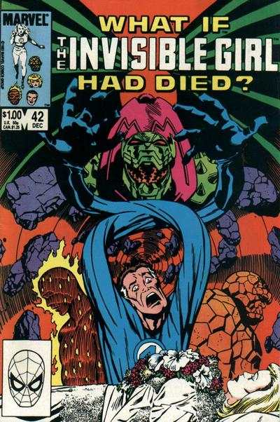 What If? #42 comic books - cover scans photos What If? #42 comic books - covers, picture gallery