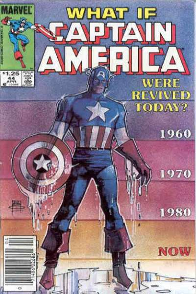 What If? #44 comic books - cover scans photos What If? #44 comic books - covers, picture gallery