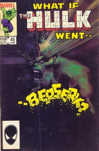 What If? #45 comic books - cover scans photos What If? #45 comic books - covers, picture gallery