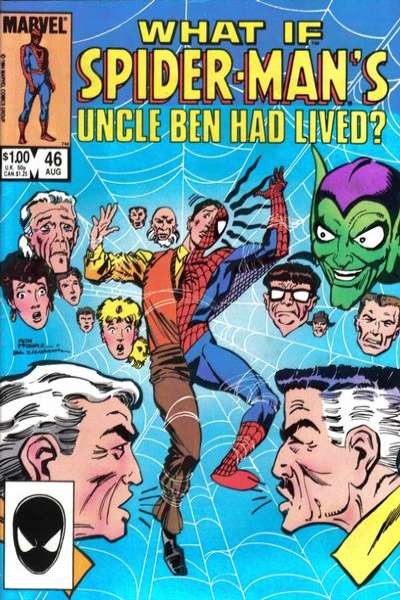 What If? #46 comic books - cover scans photos What If? #46 comic books - covers, picture gallery