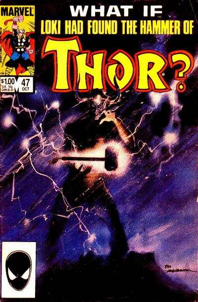 What If? #47 comic books for sale