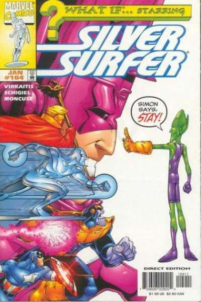 What If? #104 Comic Books - Covers, Scans, Photos  in What If? Comic Books - Covers, Scans, Gallery