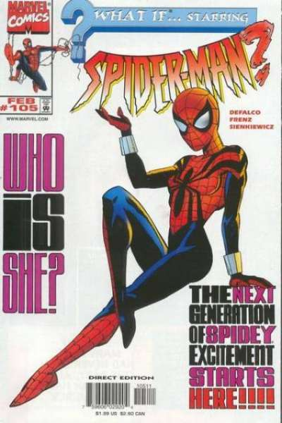 What If? #105 Comic Books - Covers, Scans, Photos  in What If? Comic Books - Covers, Scans, Gallery