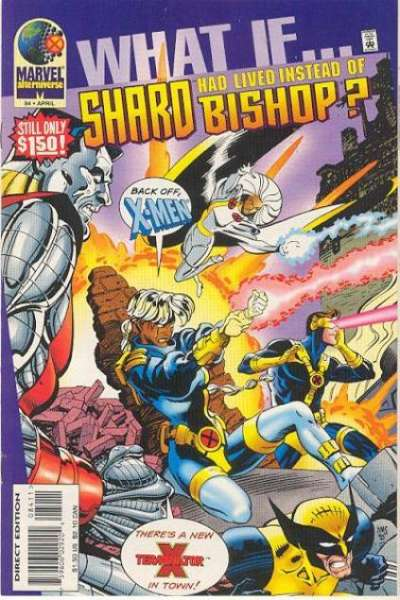 What If? #84 comic books - cover scans photos What If? #84 comic books - covers, picture gallery