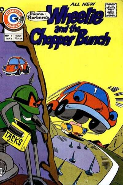 Wheelie and the Chopper Bunch #1 comic books - cover scans photos Wheelie and the Chopper Bunch #1 comic books - covers, picture gallery