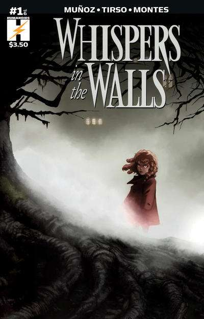 Whispers in the Walls comic books