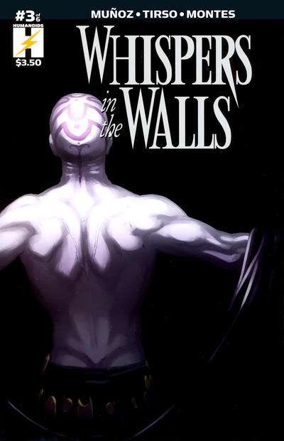 Whispers in the Walls #3 comic books for sale