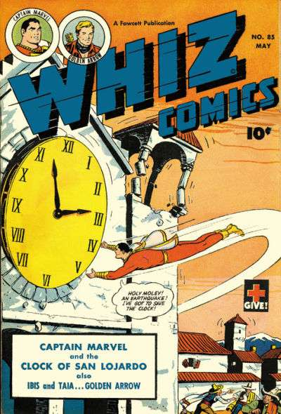 Whiz Comics #85 comic books for sale