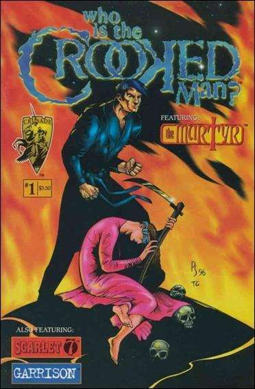 Who is the Crooked Man? #1 comic books for sale