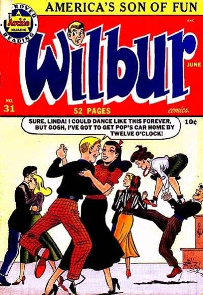 Wilbur Comics #31 comic books for sale