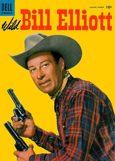 Wild Bill Elliot #16 comic books for sale