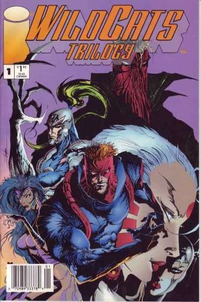 WildC.A.T.S. Trilogy #1 comic books - cover scans photos WildC.A.T.S. Trilogy #1 comic books - covers, picture gallery