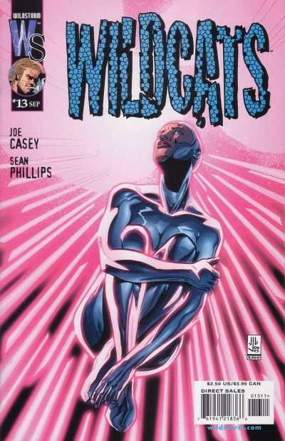 Wildcats #13 comic books - cover scans photos Wildcats #13 comic books - covers, picture gallery