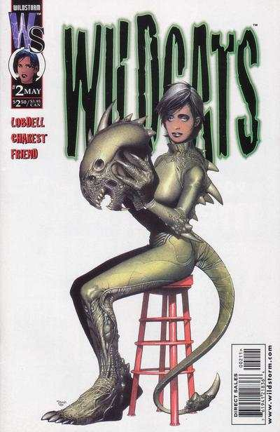 Wildcats #2 Comic Books - Covers, Scans, Photos  in Wildcats Comic Books - Covers, Scans, Gallery
