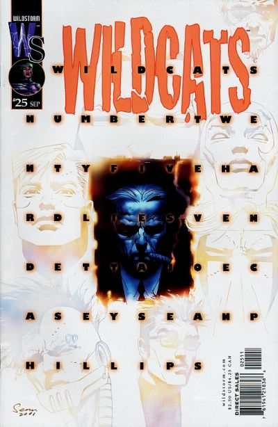 Wildcats #25 Comic Books - Covers, Scans, Photos  in Wildcats Comic Books - Covers, Scans, Gallery
