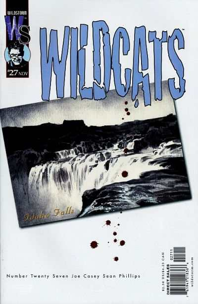 Wildcats #27 comic books - cover scans photos Wildcats #27 comic books - covers, picture gallery