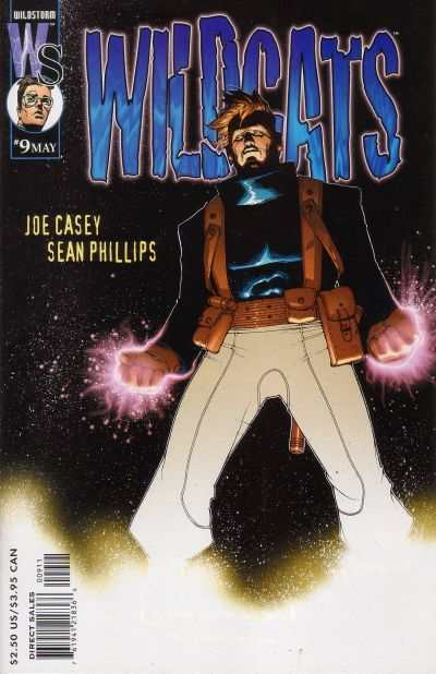 Wildcats #9 Comic Books - Covers, Scans, Photos  in Wildcats Comic Books - Covers, Scans, Gallery