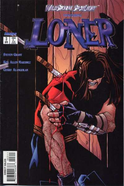 Wildstorm Spotlight #3 Comic Books - Covers, Scans, Photos  in Wildstorm Spotlight Comic Books - Covers, Scans, Gallery