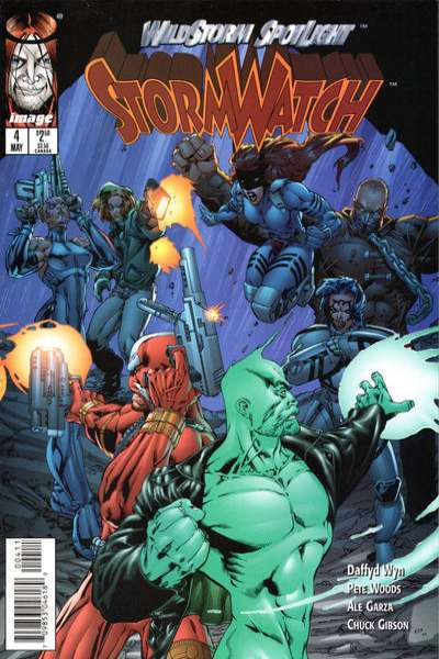 Wildstorm Spotlight #4 Comic Books - Covers, Scans, Photos  in Wildstorm Spotlight Comic Books - Covers, Scans, Gallery
