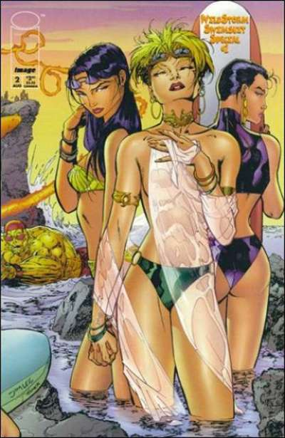 Wildstorm Swimsuit Special #2 comic books for sale