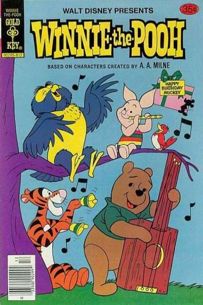Winnie-the-Pooh #10 Comic Books - Covers, Scans, Photos  in Winnie-the-Pooh Comic Books - Covers, Scans, Gallery