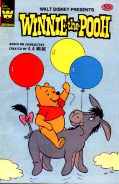 Winnie-the-Pooh #26 Comic Books - Covers, Scans, Photos  in Winnie-the-Pooh Comic Books - Covers, Scans, Gallery