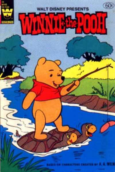Winnie-the-Pooh #28 comic books - cover scans photos Winnie-the-Pooh #28 comic books - covers, picture gallery