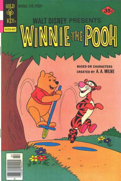 Winnie-the-Pooh #5 Comic Books - Covers, Scans, Photos  in Winnie-the-Pooh Comic Books - Covers, Scans, Gallery
