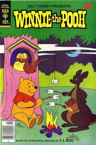 Winnie-the-Pooh #6 Comic Books - Covers, Scans, Photos  in Winnie-the-Pooh Comic Books - Covers, Scans, Gallery