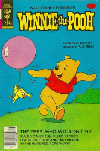 Winnie-the-Pooh #7 Comic Books - Covers, Scans, Photos  in Winnie-the-Pooh Comic Books - Covers, Scans, Gallery