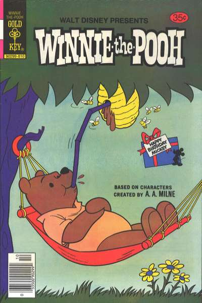 Winnie-the-Pooh #9 Comic Books - Covers, Scans, Photos  in Winnie-the-Pooh Comic Books - Covers, Scans, Gallery