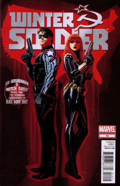 Winter Soldier #14 Comic Books - Covers, Scans, Photos  in Winter Soldier Comic Books - Covers, Scans, Gallery
