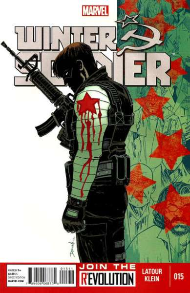 Winter Soldier #15 Comic Books - Covers, Scans, Photos  in Winter Soldier Comic Books - Covers, Scans, Gallery