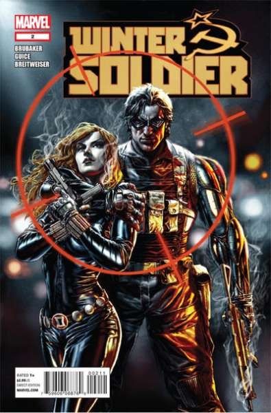 Winter Soldier #2 Comic Books - Covers, Scans, Photos  in Winter Soldier Comic Books - Covers, Scans, Gallery